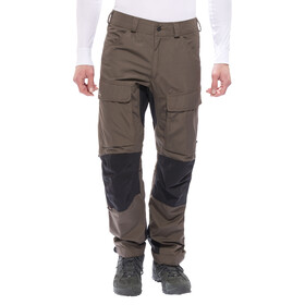 Lundhags Authentic - Pantalones de Trekking Hombre - Regular marrón